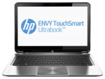 HP ENVY TouchSmart Ultrabook 4, 4t Series Intel Core i5 CPU
